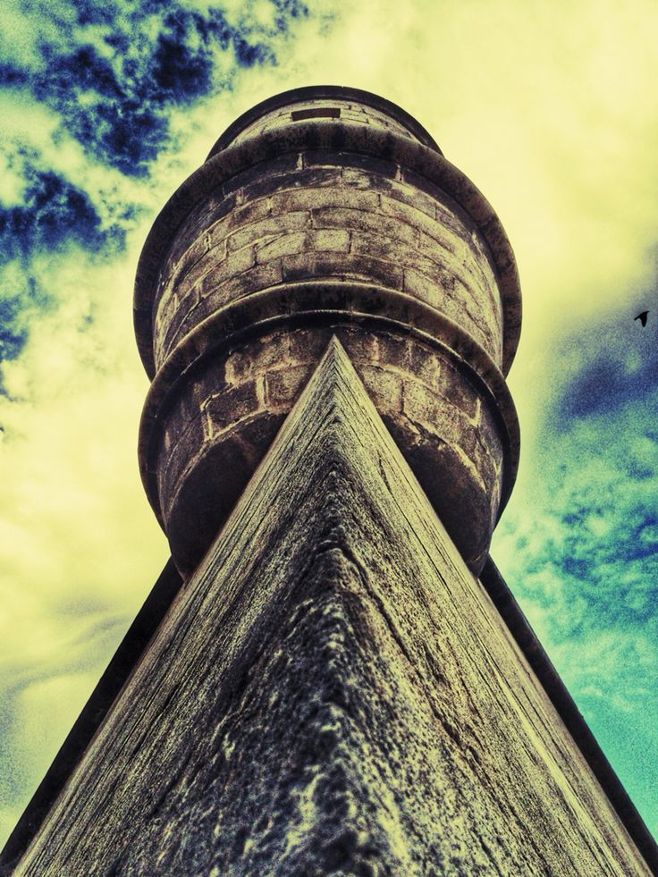 Old city wall lookout tower