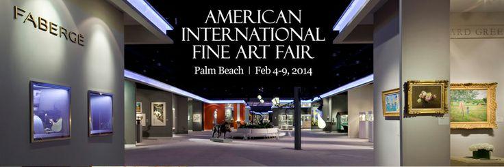 Palm Beach AIFAF...here we come!