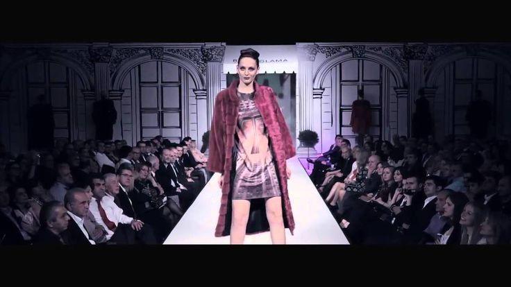 SARIGIANNI International Fur Fashion Gala 2014