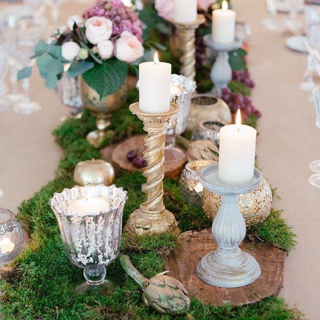Декор стола для свадьбы|| Table Decor for wedding || Decoracion de mesa para la boda