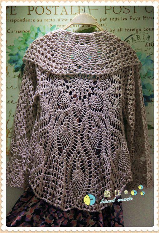 花嫁萝~~~长袖菠萝桌布衣  19 - 鱼儿 - 鱼儿的小溪