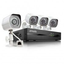 Affordable Video Surveillance Systems. Easy install for the DIY'er