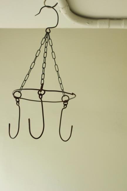 Iron Round Hook hanger - 3   IRRE