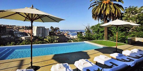 Casa Higueras, Valparaiso, Chile (hotel option)