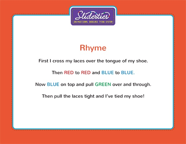 What are some popular mnemonic devices for kindergarten students?