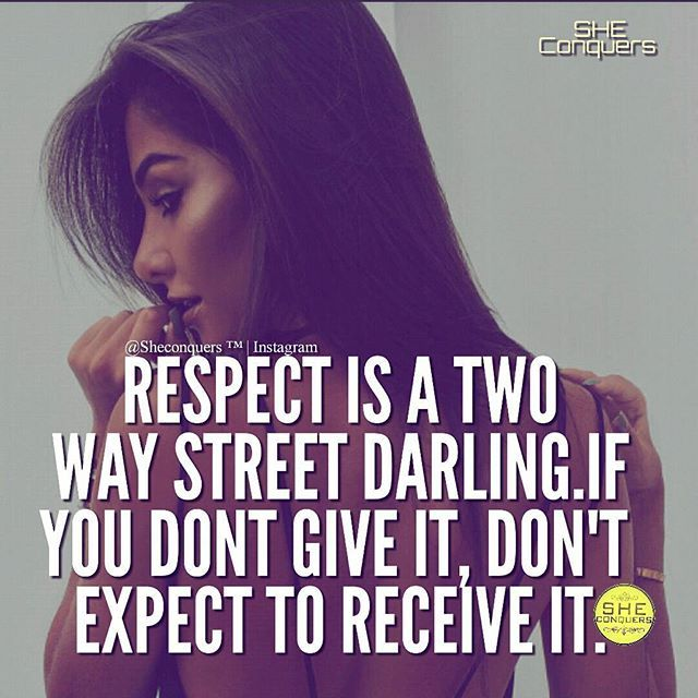 Treat others as you would like to be treated – this is a universal truth we're all taught by our parents. Lack of respect or being disrespectful to others is one of the major causes of community disharmony.If you want others to respect you, you must first show it to others. #leadership