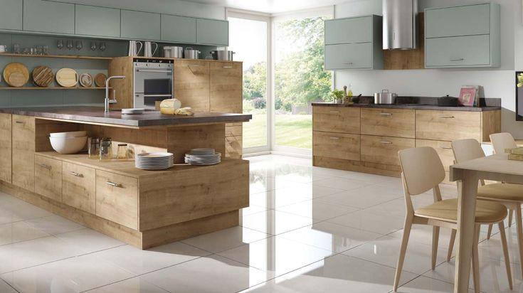 Best Linear Hemlock Barrique Interior Design Kitchen New 400 x 300
