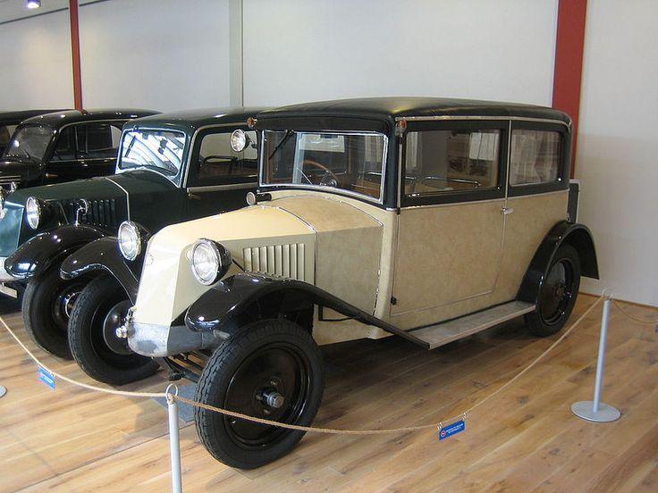 1926 Tatra 12