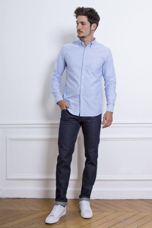 Le Pantalon - Jean Brut Selvedge   https://www.lepantalon.fr