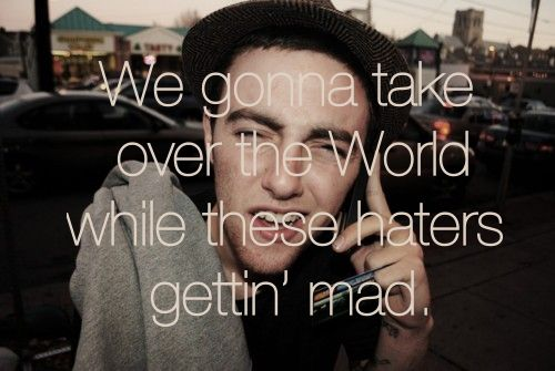 Mac Miller, GOING TO HIS CONCERT NEXT WEEK! AHHH