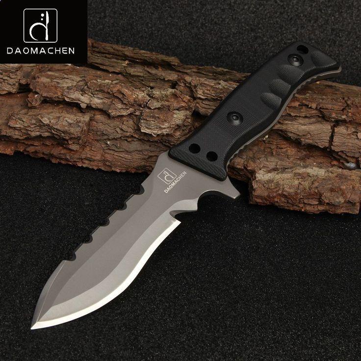 Охотничий нож комбат ультиматум нож boker trance plain в g-10