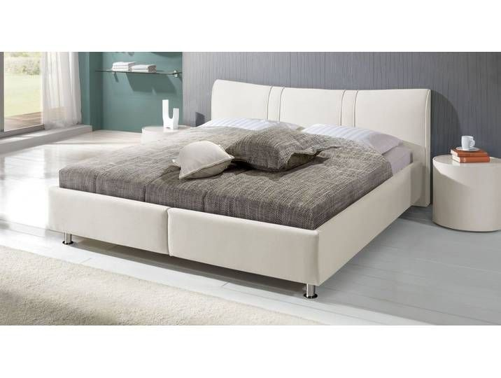 Kunstlederbett Mit Bettkasten 140 210 Cm Braun Polsterbett Messi In 2020 With Images Upholstered Beds Leather Bed Diy Sofa Bed