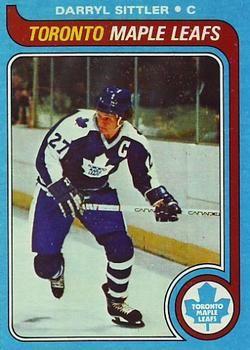 1979-80 Topps #120 Darryl Sittler Front