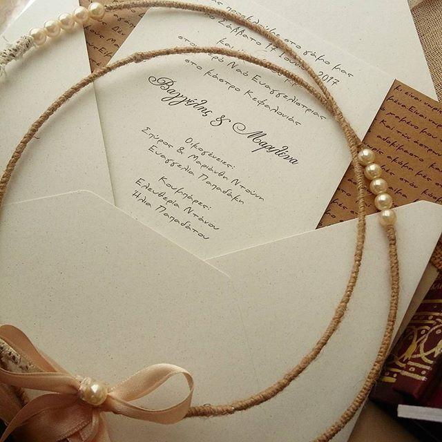 Πρωτότυπα προσκλητήρια γάμου