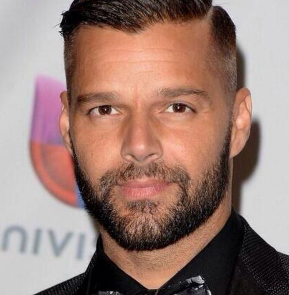 Te quiero! As fotos mais safadinhas de Ricky Martin nas redes sociais - Música em Cultura no A Capa