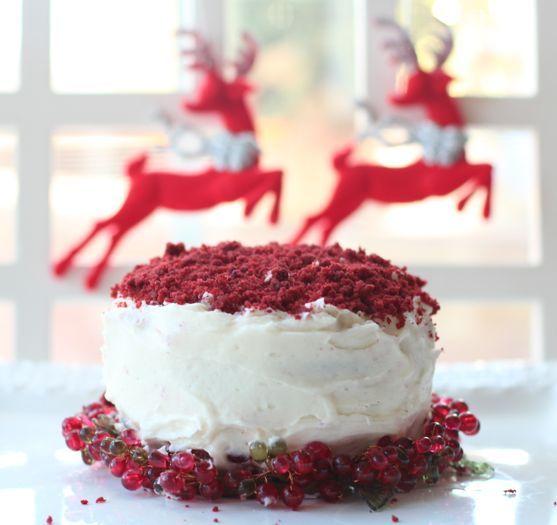 Red Velvet from Loveless Cafe Dessert Cookbook.