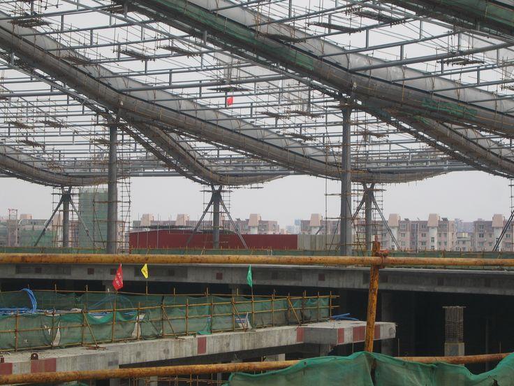 Shanghai South Railway Station - 2005 AREP / MaP3 / ECADI