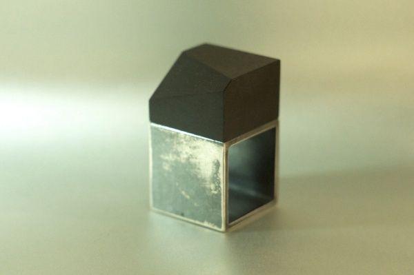 Blackwood Square Ring by Alexey Cherkasov, via Behance