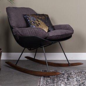 Rocky fauteuil Seel donkergrijs | Musthaves verzendt gratis