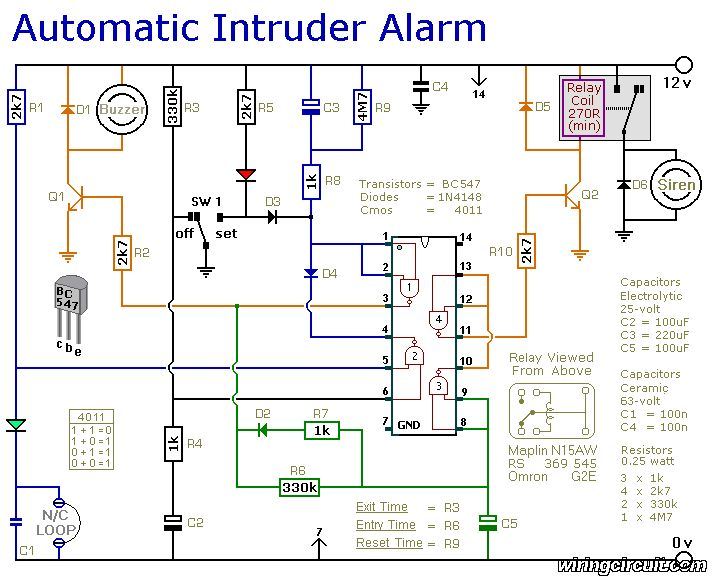 1104 best electronics images on pinterest computers technology schematic diagram door security systemhome asfbconference2016 Choice Image