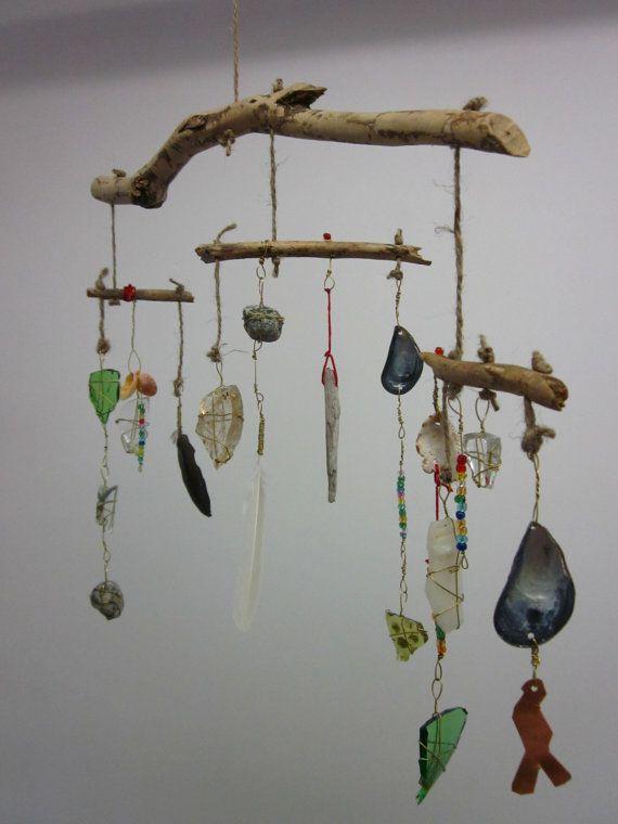 driftwood fish wall hanging