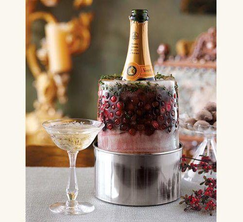 Best ideas about champagne centerpiece on pinterest