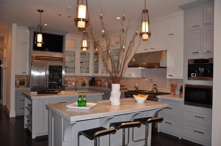Our Beautiful Jeff Lewis Kitchen
