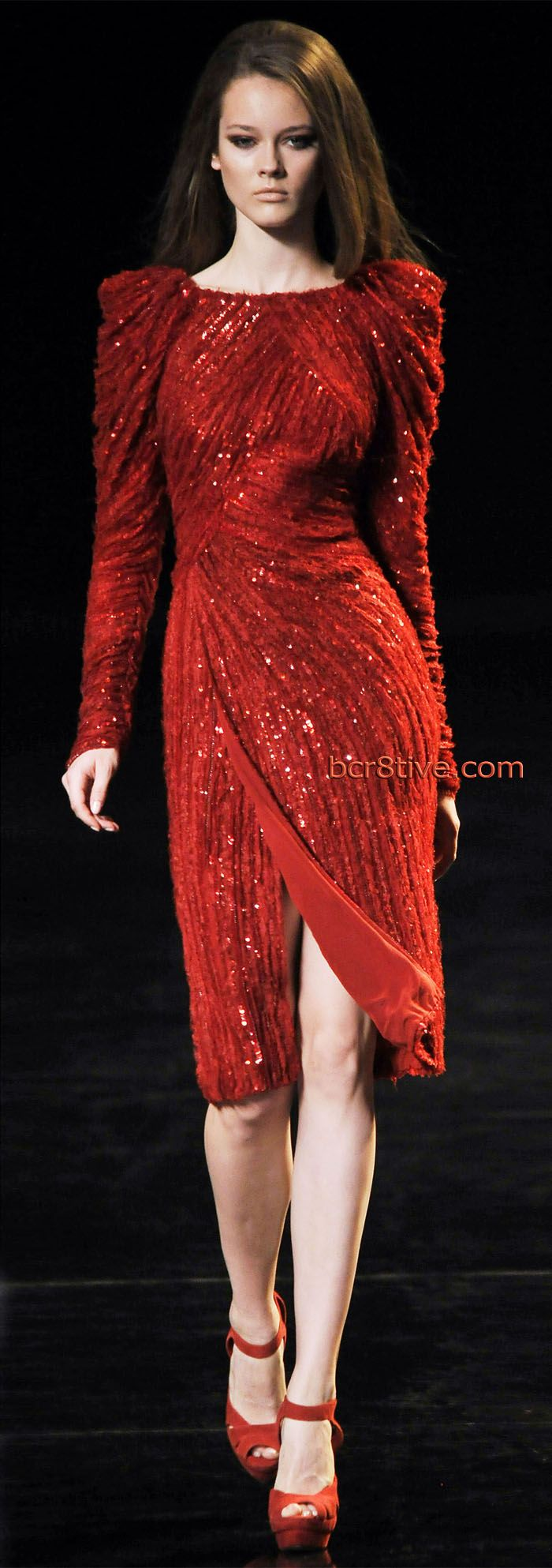 11 best images about red red and more red on pinterest for Haute couture red