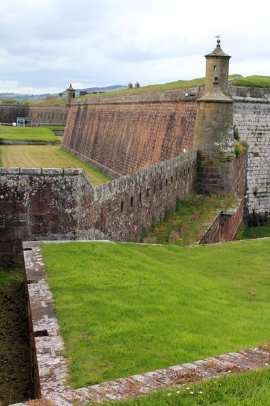 Fort George, Inverness - A fantastic working army base with excellent opportunity to see dolphins in the Moray Firth