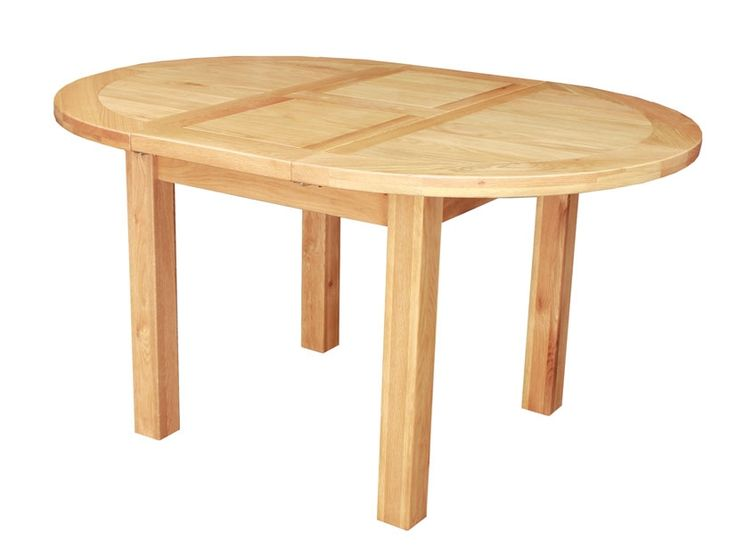 Devon Oak Round Extending Dining Table fantastic dining range that will seat 4/6 people perfect for family gatherings. Dimension: Width:110cm, Height:78cm, Depth:110cm. Price: £ 601.95. Visit http://solidwoodfurniture.co/product-details-oak-furnitures-5121-devon-oak-round-extending-dining-table.html