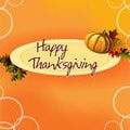 Print out one of These Free Thanksgiving Greeting Cards: Happy Thanksgiving by Got Free Cards