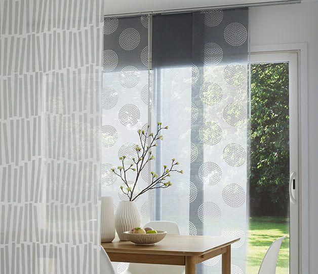 En séparateur de pièces ou comme éléments décoratifs, les panneaux japonais sont plus que jamais présents dans la maison. Pour un effet déco original, on mixe les différents motifs. http://www.castorama.fr/store/pages/zoom-sur-habillage-fenetre-soleil-levant.html