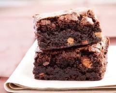 Brownies minceur (facile, rapide) - Une recette CuisineAZ