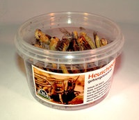 Echte Heuschrecken zum Essen ;-)  Real edible grasshoppers ;-)