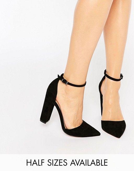 ASOS | ASOS PENALTY Pointed High Heels