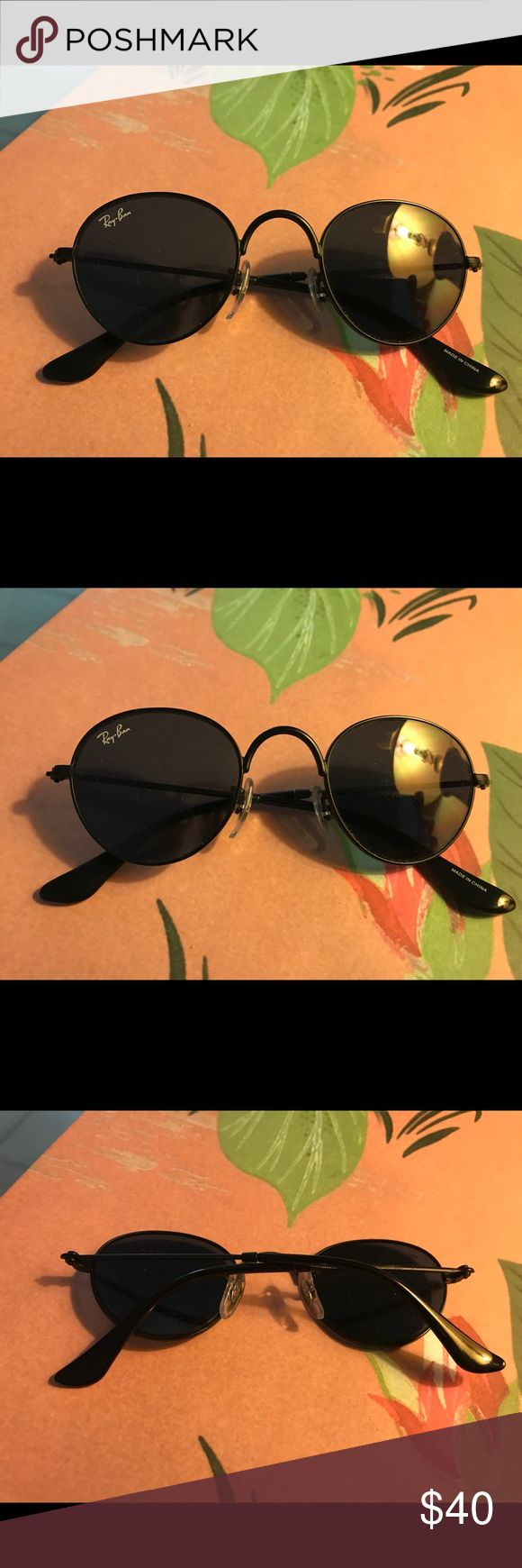 Ray-Ban Jr. Kids Sunglass John Lennon Style nwot For children   Adorable Round Frame Sunglass just like grown ups! Ray-Ban Accessories Sunglasses
