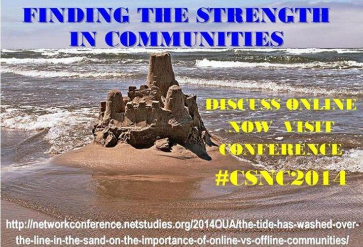 Finding the Strength in Communities.   Editor: Cheryl Deguara