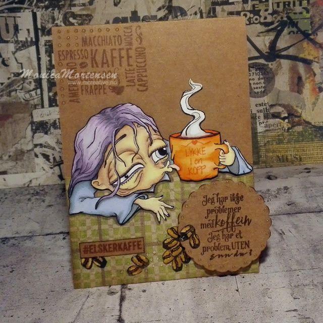 H♥BBYSYSLER: Stempelplata gikk som varme kaffebønner
