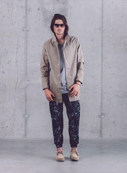 Wemoto — pánská kolekce oblečení jaro/léto 2015 / Wemoto — mens fashion — spring/summer 2015  #coat #jacket #pants #bunda #menswear #kalhoty #wemoto #streetwear #fashion #german