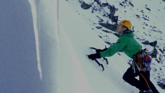 Adventure Consultants 5 day ice climbing course at Wye Creek, Queenstown, New Zealand on Vimeo