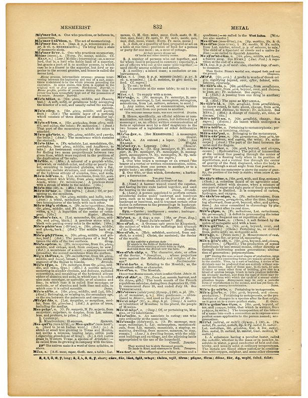 5 Printable Vintage Dictionary Pages! Printables Vintage