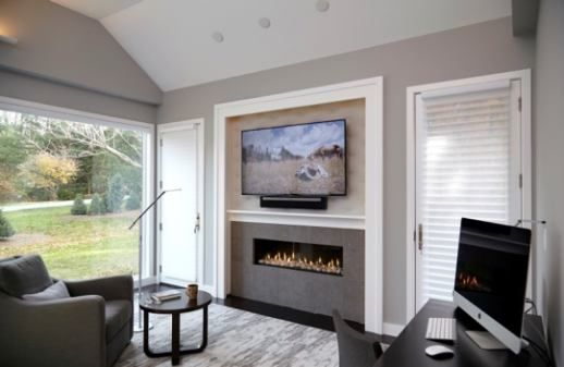 Have the freedom to design with no worries!  What is the difference between a Zero Clearance Gas Fireplace and Ortal's Cool Wall Technology? Find out here before you decide which one is best for you!