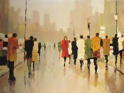 Lorraine Christie. Días de lluvia. You, at Last