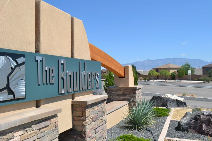 The Boulders by Pulte