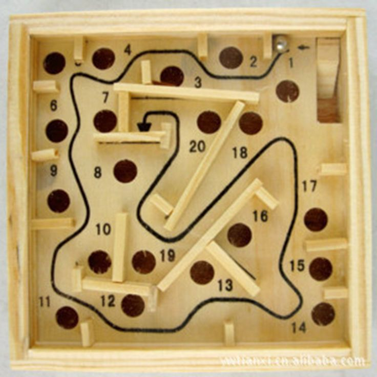 Balance Board Maze Game: 25+ Best Ideas About Labyrinth Board Game On Pinterest
