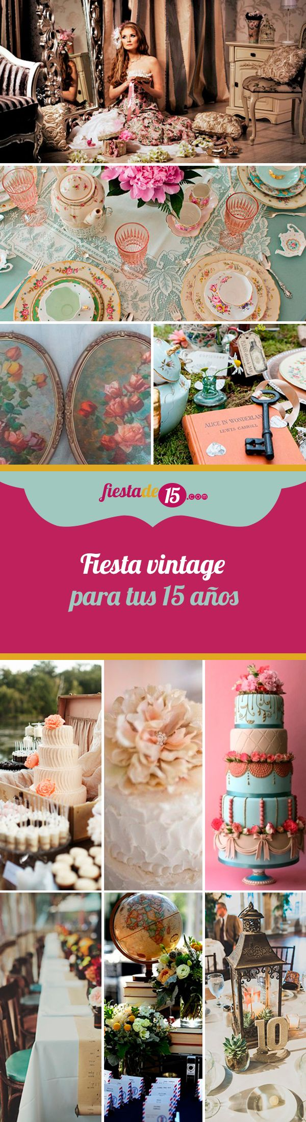 Mejores 57 imágenes de Fiestas Temáticas en Pinterest | Fiestas ...
