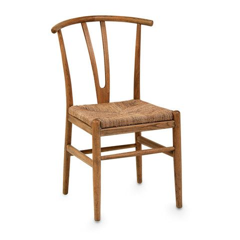 Wish Chair with Seagrass Seat