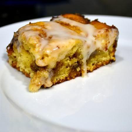 cinnamon bun bread | Food&Drink | Pinterest