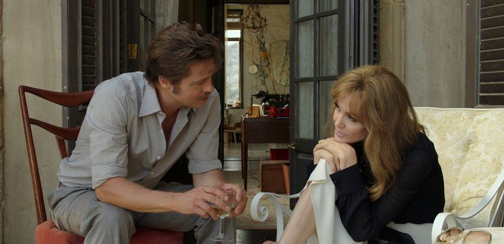 """At last we get news of the Angelina Jolie-Brad Pitt movie """"By the Sea."""" Angie directed it, and we've been waiting for festival news. Now comes word that """"By the Sea"""" will open the AFI Fest in Los A..."""