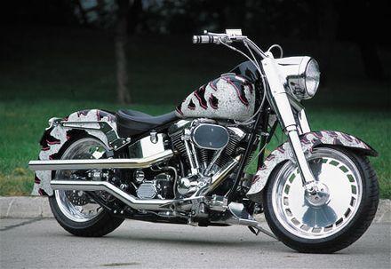 Harley Davidson Fatboy: Roads King, Harley Davidson, Baby Seats, Bikes, Biker Wear, Boys, Sweets Riding, Davidson Fatboy, Fatboy Harleydavidson